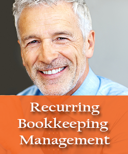 Recurring Bookkeeping Management